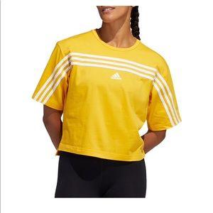 Women's Adidas Crop T Shirt
